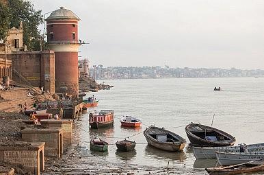 Image Credit: Ganges via Asaf Eliason / Shutterstock.com