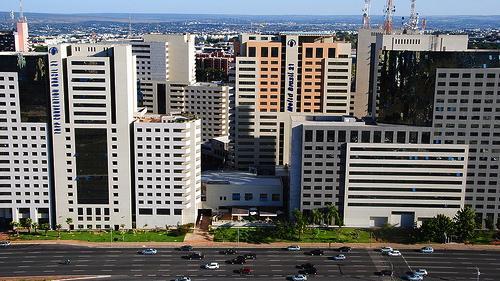 Southern Hotel Sector in Brasilia.  (Source: Leandro Ciuffo via Flickr)