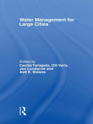 Water Management for Large Cities