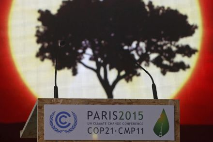 The Paris meeting could go far to ensure a climate-secure world, but whether this potential can be realised through a fractured, contentious process is another story.  PHOTO: REUTERS