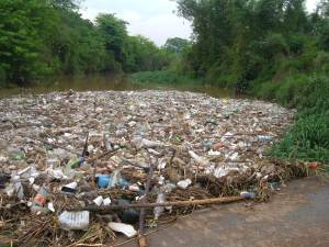 Solid waste. We need to focus on conserving our water resources  better. (Photo: DUCT)